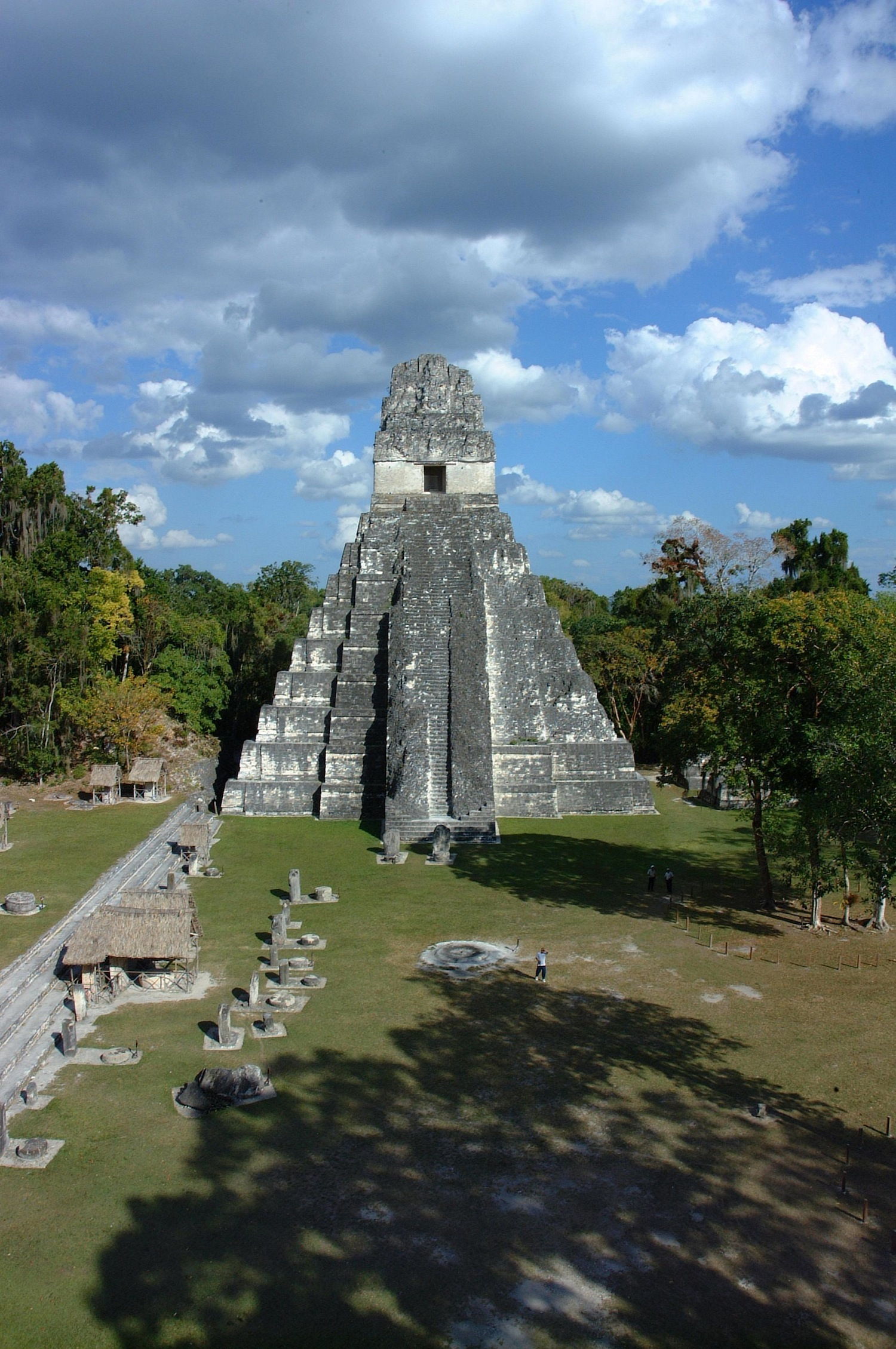 Tour to Tikal from Flores Guatemala | Mayazone